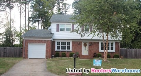 property_image - House for rent in Portsmouth, VA